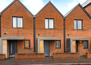Thumbnail 2 bed terraced house for sale in Gordon Road, Winchester, Hampshire