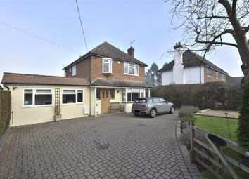 Thumbnail 4 bed detached house for sale in Lodge Lane, Redhill