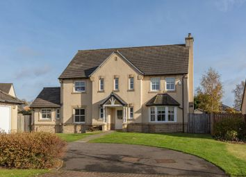 Thumbnail 4 bed detached house for sale in Moss Side Crescent, Biggar