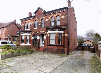 Thumbnail 5 bed semi-detached house for sale in Didsbury Road, Heaton Mersey, Stockport