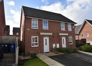 Thumbnail 2 bedroom semi-detached house for sale in Lodge Close, Radcliffe, Manchester
