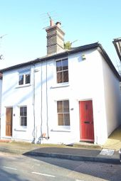 Thumbnail 2 bed terraced house to rent in Tanners Street, Faversham, Kent