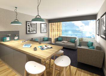 Thumbnail 1 bedroom flat for sale in Skinnerburn Road, Newcastle Upon Tyne