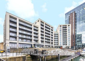 Thumbnail 2 bed flat for sale in Alexandra Wharf, 1 Maritime Walk, Ocean Village, Southampton