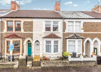 Thumbnail 2 bed terraced house for sale in Strathnairn Street, Cardiff, Caerdydd