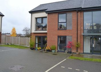 Thumbnail 1 bed flat for sale in Nightingale Gardens, Leek