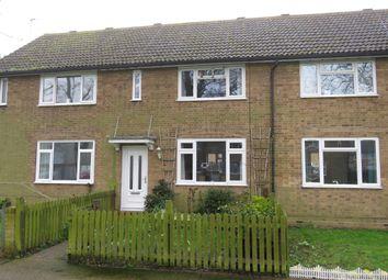 Thumbnail 2 bed terraced house for sale in Blenheim Road, Upwood, Huntingdon