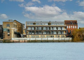 Thumbnail 3 bed flat to rent in Palace Wharf, Rainville Road, Hammersmith