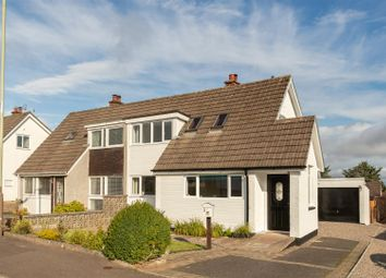 Thumbnail 3 bed semi-detached house for sale in Muirend Gardens, Perth