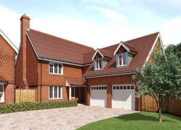 Thumbnail 5 bed detached house for sale in Horsham Road, Pease Pottage, Crawley