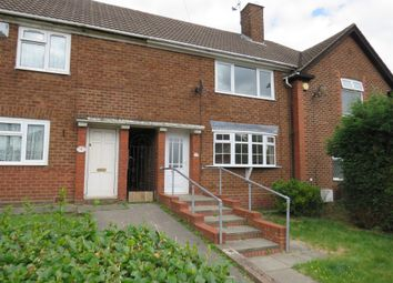 Thumbnail 3 bed terraced house for sale in Cooksey Lane, Birmingham