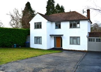 Thumbnail 3 bed detached house for sale in Dukes Wood Estate, Gerrards Cross