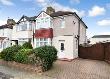 Thumbnail 3 bedroom semi-detached house for sale in Brentlands Drive, Dartford, Kent