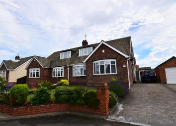Thumbnail 3 bed semi-detached bungalow for sale in Braemar Gardens, Tunstall, Sunderland