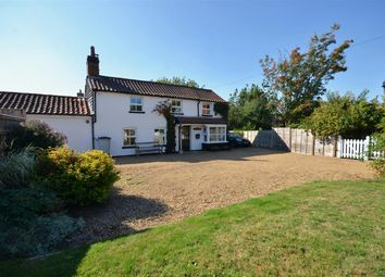 Thumbnail 3 bed cottage for sale in Mill Road, Reedham, Norwich
