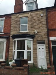 Thumbnail 3 bedroom terraced house to rent in Cranwell Street, Lincoln