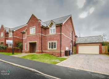 Thumbnail 4 bed detached house for sale in Grenfell Gardens, Colne