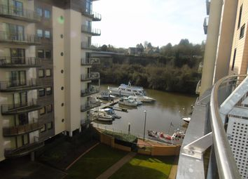 Thumbnail 1 bed flat to rent in Victoria Wharf, Watkiss Way, Cardiff