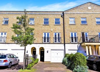 Thumbnail 4 bed town house for sale in Chadwick Place, Surbiton, Surrey