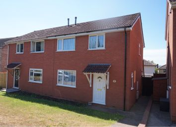 Thumbnail 3 bed semi-detached house for sale in Blackdown View, Taunton
