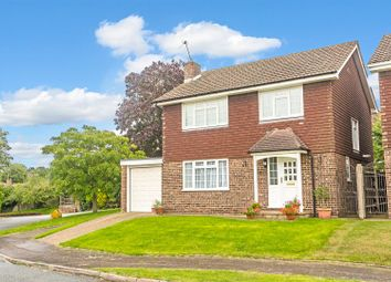 Thumbnail 4 bed detached house for sale in The Driftway, Banstead