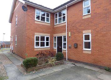 Thumbnail 1 bed flat to rent in Laceyfields Road, Heanor, Derbyshire