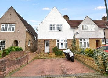 Thumbnail 3 bed end terrace house for sale in Bramley Place, Crayford, Kent