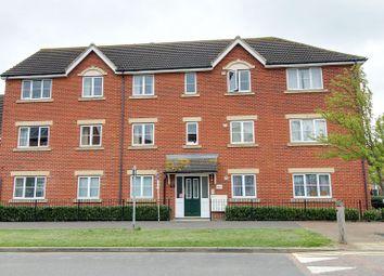 Thumbnail 2 bedroom flat for sale in West Lake Avenue, Hampton Vale, Peterborough