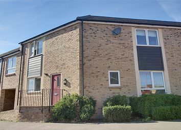 Thumbnail 3 bed end terrace house for sale in Ruston Close, Hartford, Huntingdon