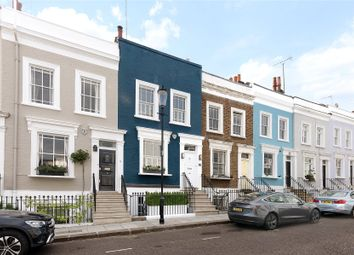 Hillgate Place, London W8. 3 bed terraced house