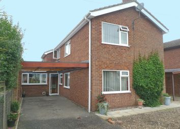 Thumbnail 4 bedroom property for sale in Charles Close, Acle