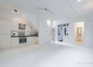 Thumbnail 1 bed flat to rent in Foley Street, Fitzrovia, London