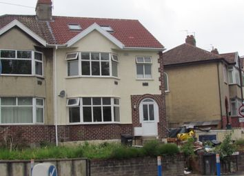 Thumbnail 2 bed flat to rent in Glenfrome Road, Eastville, Bristol