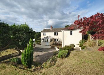 Thumbnail 4 bed detached house for sale in Yorkley, Nr. Lydney, Gloucestershire