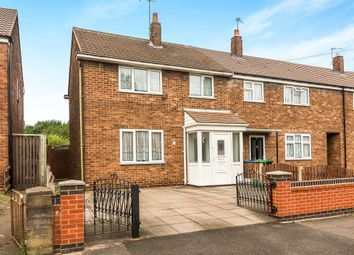 Thumbnail 3 bedroom end terrace house for sale in Jays Avenue, Tipton