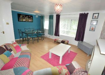 Thumbnail 1 bed flat for sale in Wensley Rise, Glen Parva, Leicester