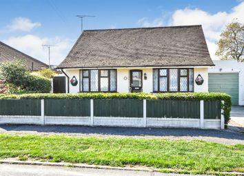 Thumbnail 2 bed detached bungalow for sale in Danesfield, Benfleet