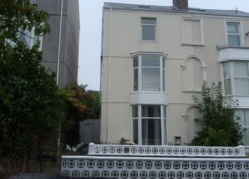 Thumbnail 6 bed end terrace house to rent in Gore Terrace, Mount Pleasant, Swansea
