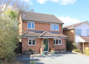 Thumbnail 3 bed detached house for sale in Beech Road, Alresford