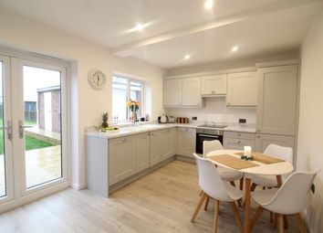 Thumbnail 3 bed semi-detached house for sale in Edwards Road, Sprowston, Norwich