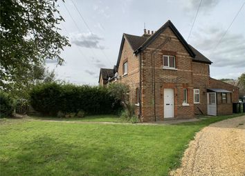 Thumbnail 3 bedroom semi-detached house to rent in Oundle Road, Chesterton, Peterborough, Cambridgeshire
