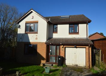 Thumbnail 4 bed detached house for sale in Nightingale Way, Westfield, Radstock