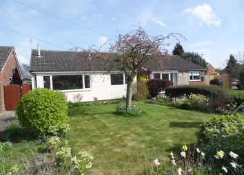 Thumbnail 3 bed detached bungalow for sale in Johns Court, Welton, Lincoln