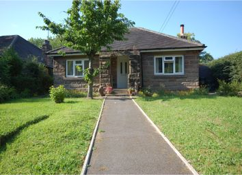 Thumbnail 2 bed detached bungalow for sale in Newcastle Road, Madeley Heath