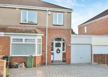Thumbnail 3 bed semi-detached house to rent in Lewis Road, Bishopsworth, Bristol