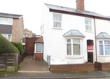 Thumbnail 3 bed end terrace house for sale in Star Street, Lye, Stourbridge