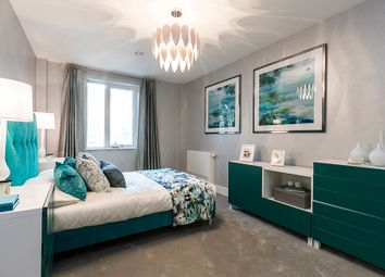 Thumbnail 4 bed flat for sale in Scotland Green, London
