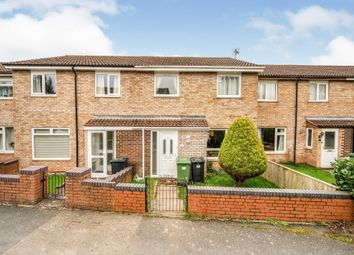 Thumbnail 3 bed terraced house for sale in Marcle Walk, Hereford