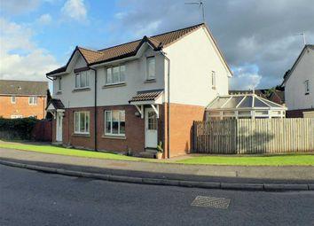 Thumbnail 3 bed semi-detached house for sale in Canonbie Avenue, Mavor Park Gardens, East Kilbride