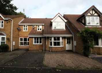 3 bed terraced house for sale in Cornbury Grove, Solihull B91